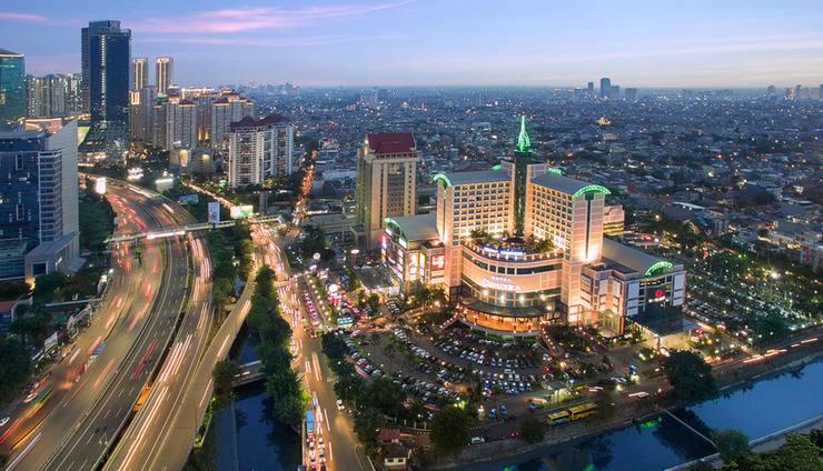 Alamat Harga Kamar Hotel Ciputra Jakarta - Jakarta
