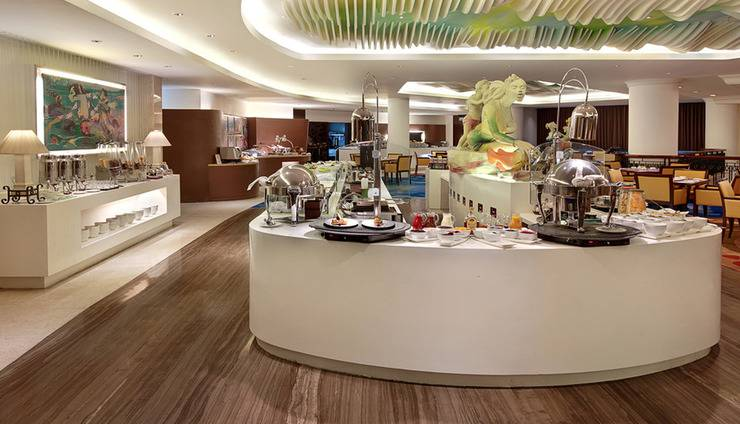 Hotel Ciputra Jakarta - The Galery restaurant