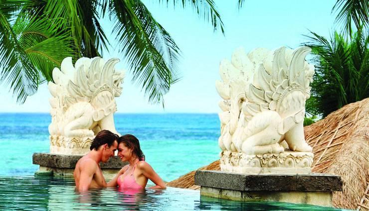 Bali Mandira Beach Resort & Spa Bali - Romance-by-the-Pool
