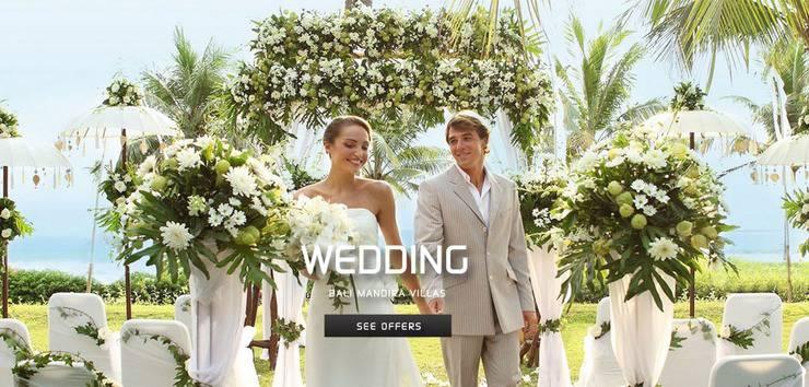Bali Mandira Beach Resort & Spa Bali - Pernikahan