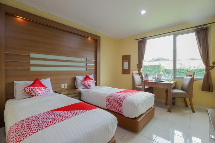 OYO 918 Hotel Senen Indah Syariah Jakarta - Bedroom