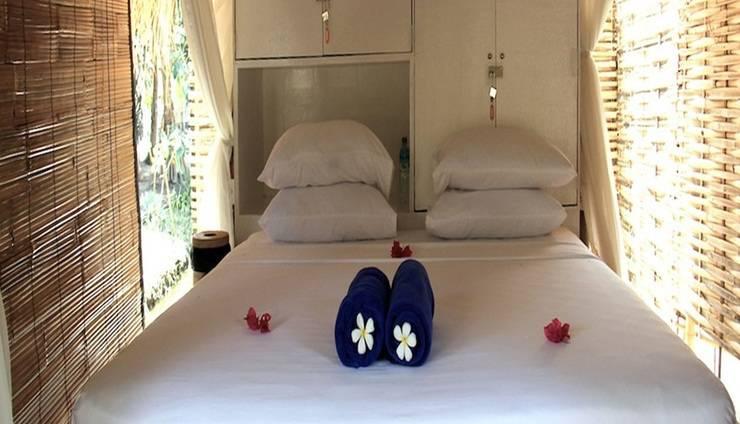 Seri Resort Gili Meno Lombok - Kamar tamu
