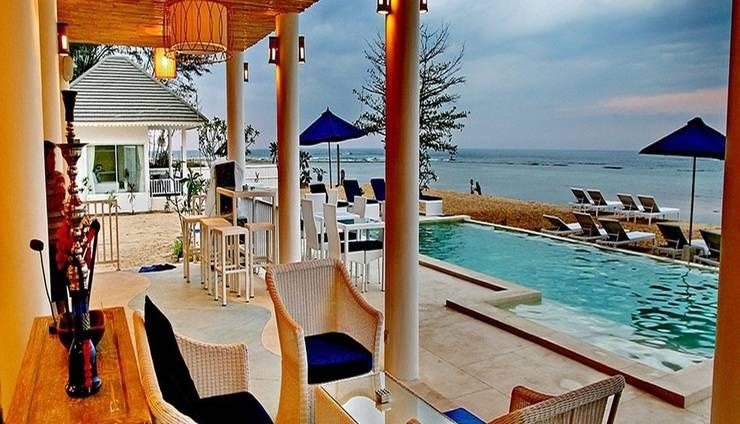 Seri Resort Gili Meno Lombok - Restoran