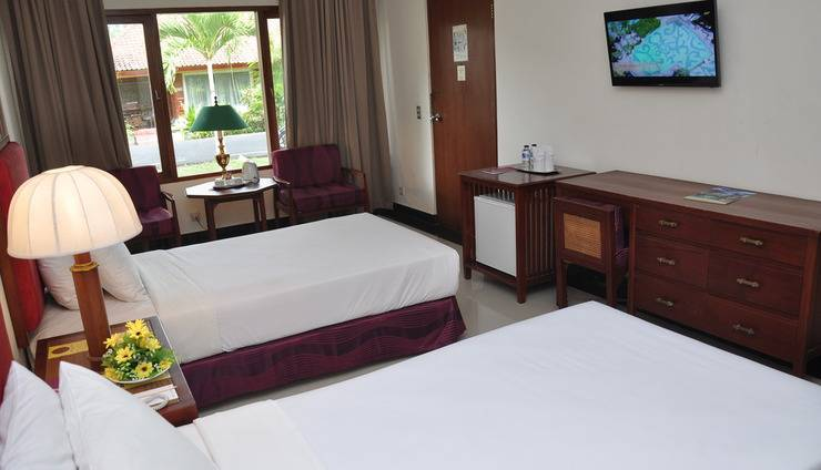 Inna Grand Bali Beach Bali - Twin Bed COTTAGE Inna GBB