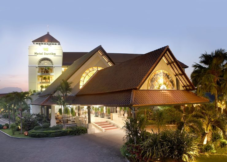 Hotel Santika Cirebon - Featured Image