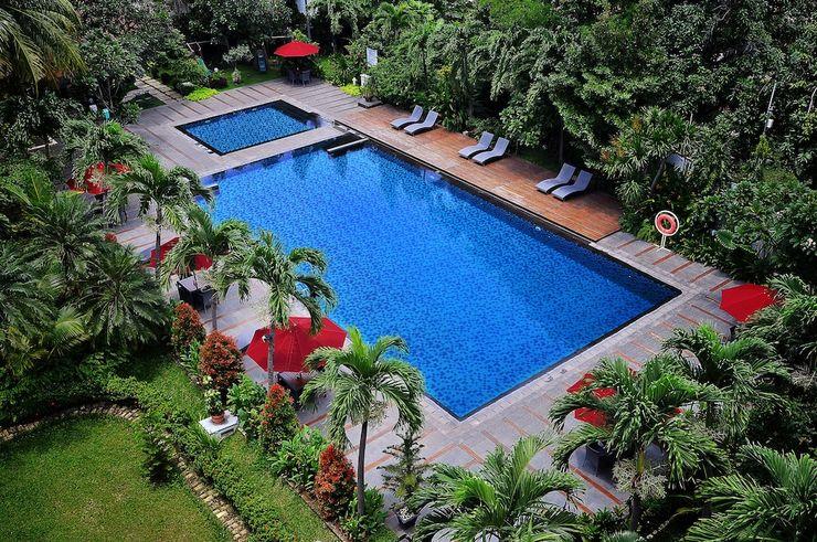 Hotel Santika Cirebon - Outdoor Pool