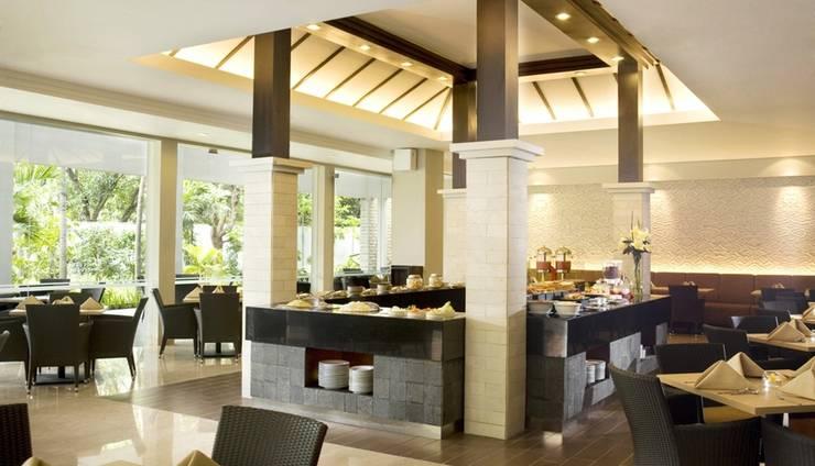 Hotel Santika Cirebon - Restoran