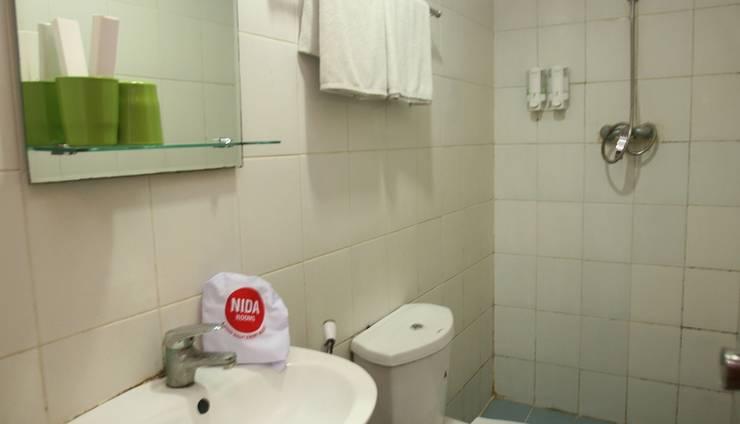 NIDA Rooms Taman Sar Mangga Besar Raya - Kamar mandi