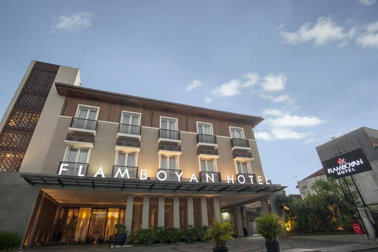 Flamboyan Hotel Tasikmalaya Tasikmalaya - Exterior