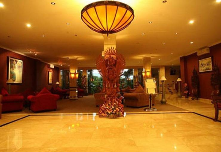 Bali World Hotel Bandung - Lobby