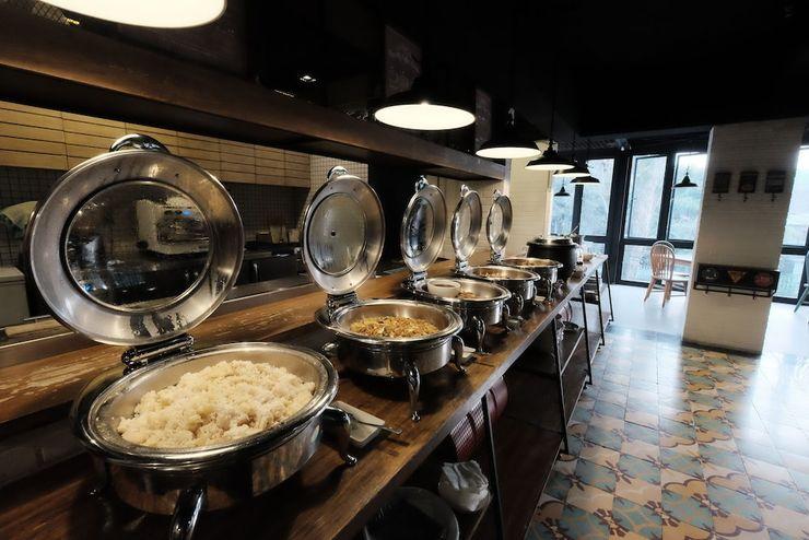Namin Dago Hotel Bandung - Restaurant