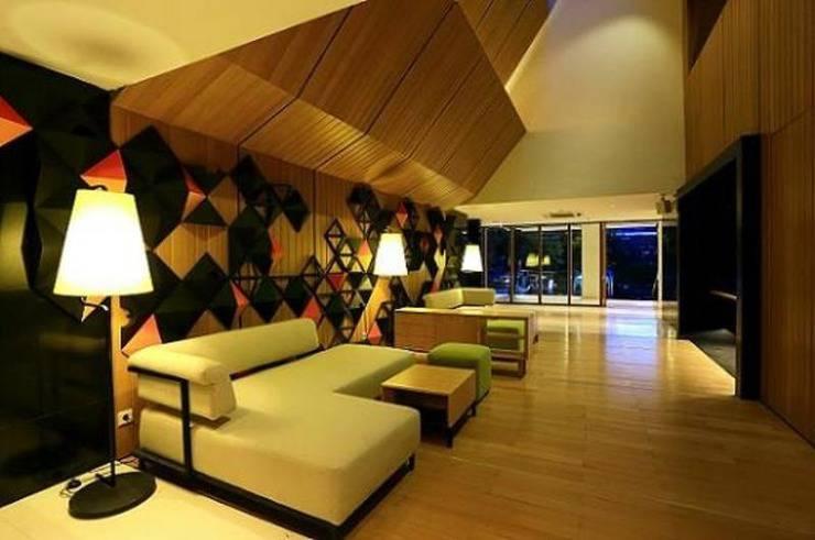 Namin Dago Hotel Bandung - LOBI