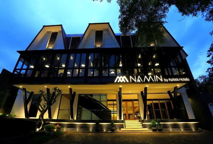 Namin Dago Hotel Bandung - Appearance