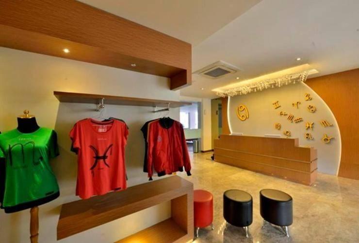 Hotel Zodiak Asia Afrika Bandung - Lobby