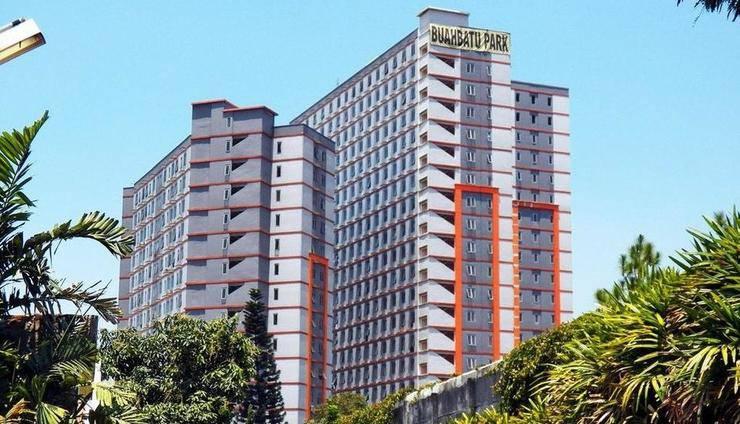 Holamigos@Buah Batu Apartement Bandung - Eksterior