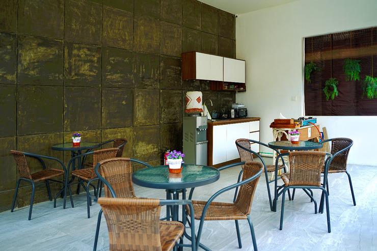 Ioove Tanjung Suites Seminyak Bali - Restaurant