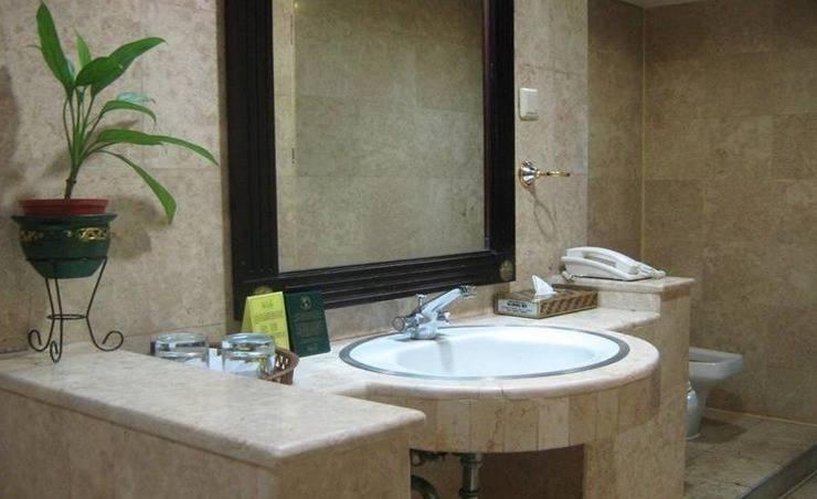 Hotel Agas Internasional Solo - Kamar mandi