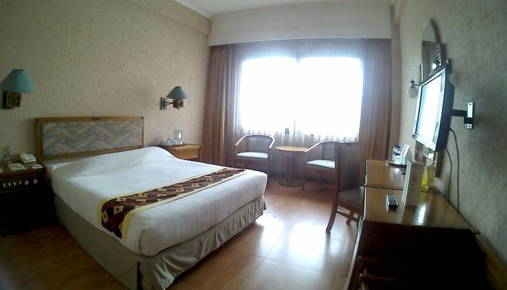 Hotel Agas Internasional Solo - Kamar tamu