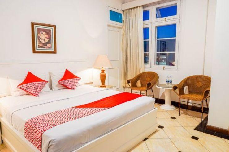 OYO 1452 Hotel Utari Bandung - Bedroom