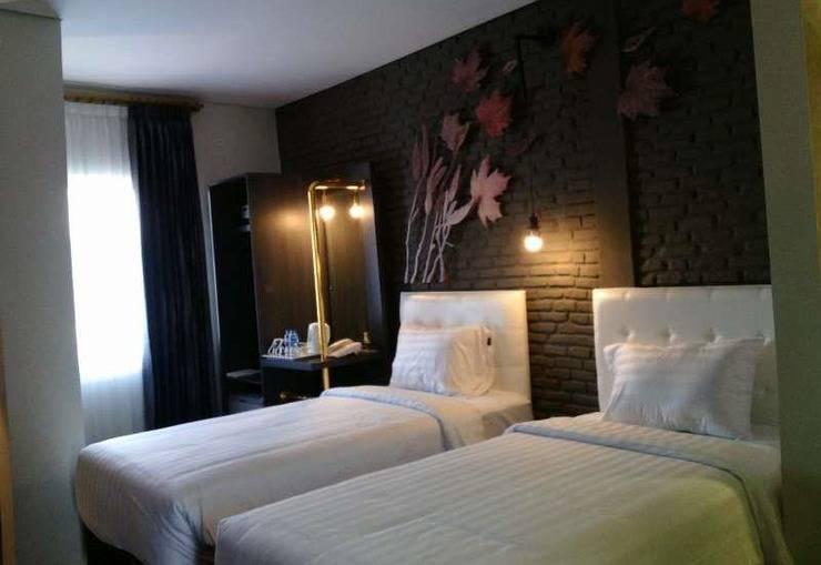 Couleur Hotel Cengkareng - deluxe room