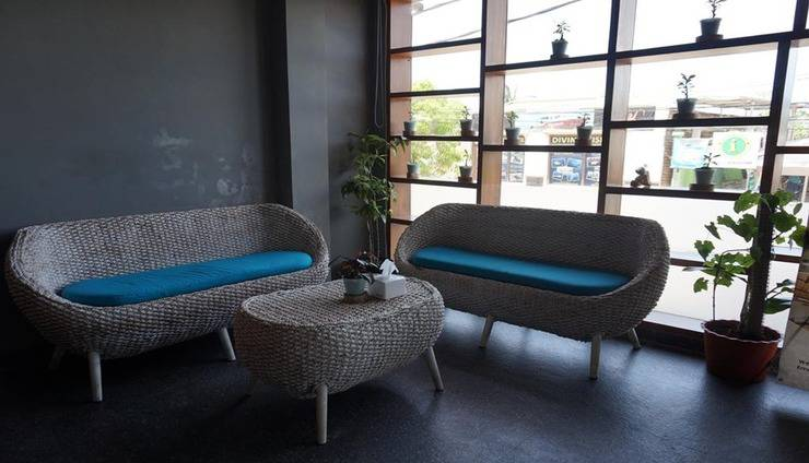 Green Hill Boutique Hotel Flores - Interior