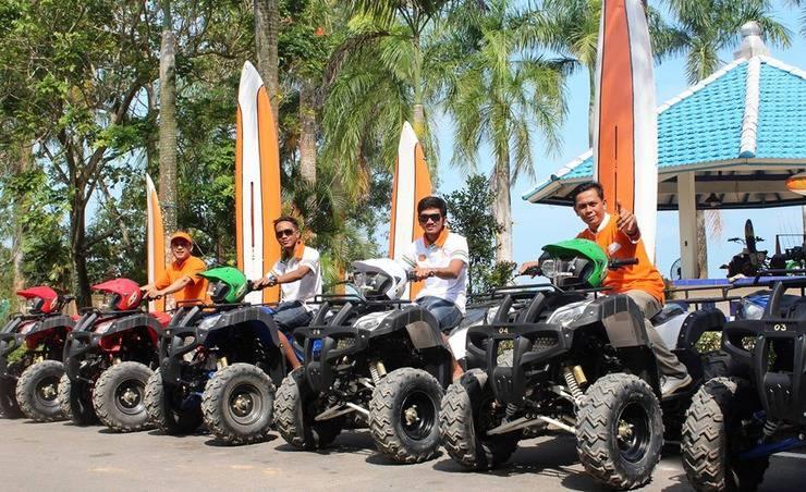 HARRIS Waterfront Batam - Aktivitas ATV