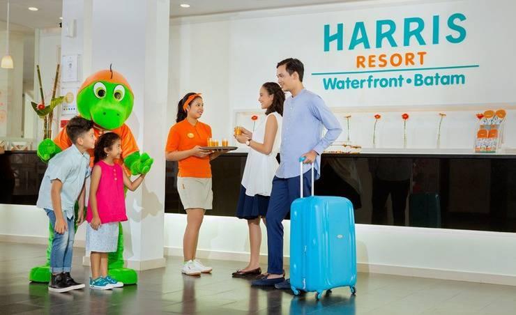 HARRIS Waterfront Batam - Lobi