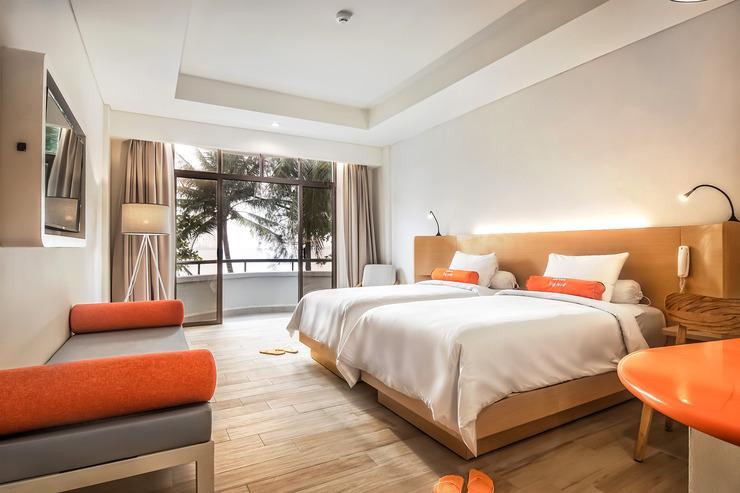 HARRIS Waterfront Batam - Rooms