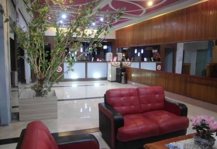 NIDA Rooms Gatot Subroto 132 Jambi - Lobi
