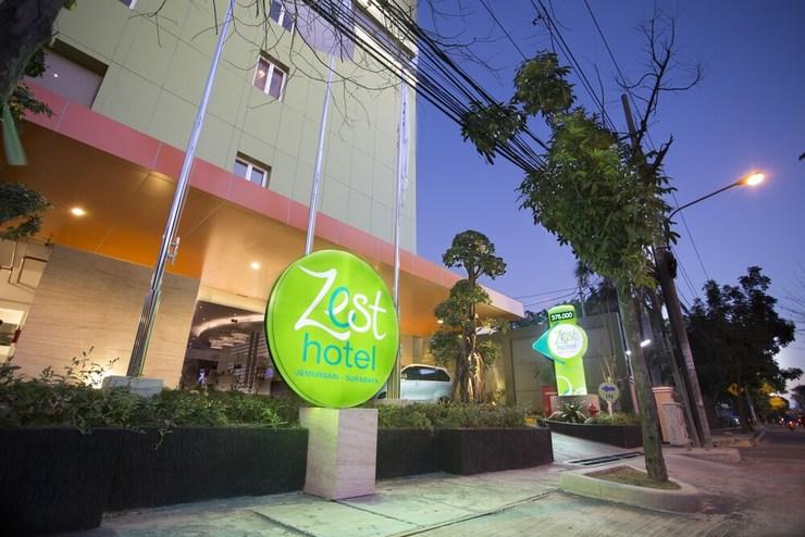 Zest Hotel Jemursari Surabaya - Featured Image