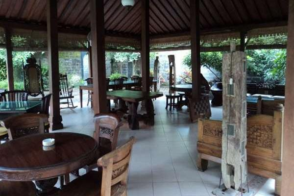 Alam Jogja Resort Yogyakarta - Restoran