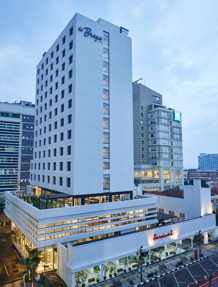 de Braga by Artotel Bandung - Hotel Building
