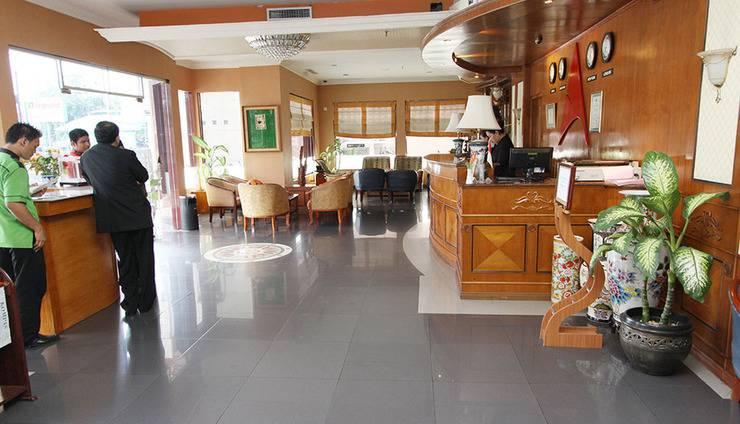 Hotel Antares Medan - Lobi