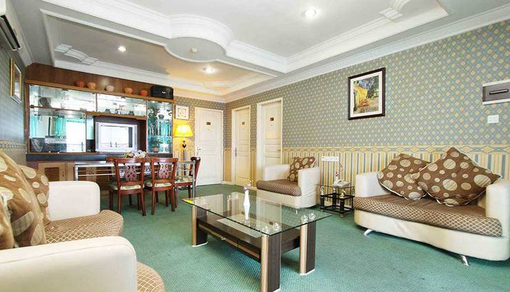 Hotel Antares Medan - Penthaouse