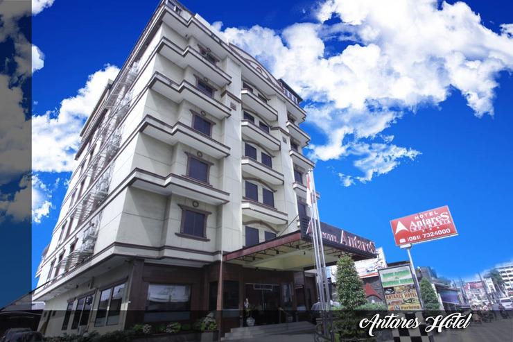 Hotel Antares Medan - gedung hotel