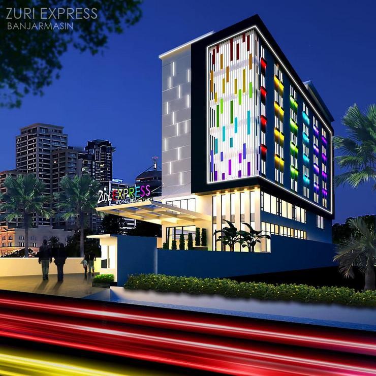 Zuri Express Banjarmasin Banjarmasin - Building