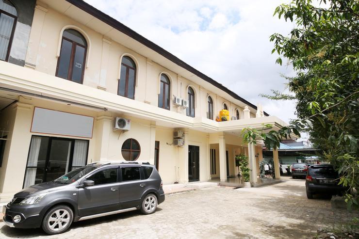 Airy Eco Syariah Kayu Tangi Brigjen Hasan Basri 7 Banjarmasin - Exterior