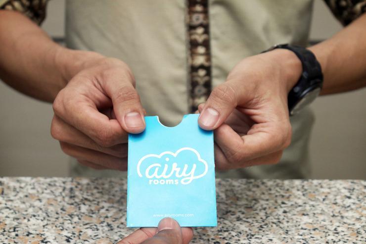 Airy Eco Syariah Kayu Tangi Brigjen Hasan Basri 7 Banjarmasin - Key
