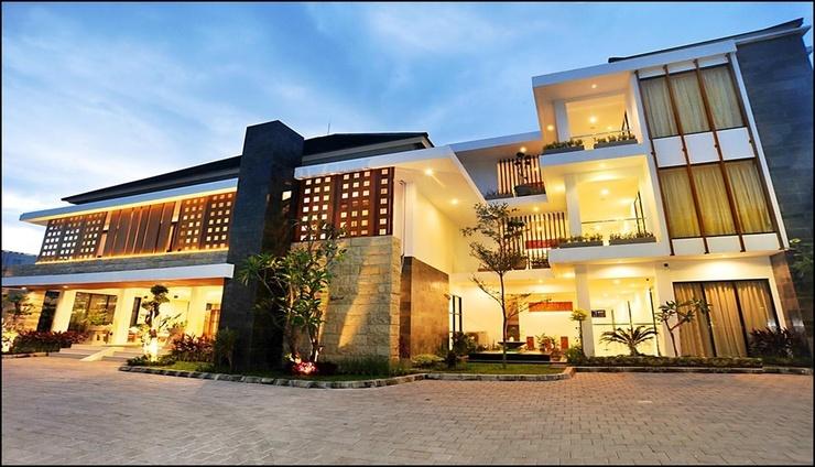 Kautaman Hotel Lombok - exterior