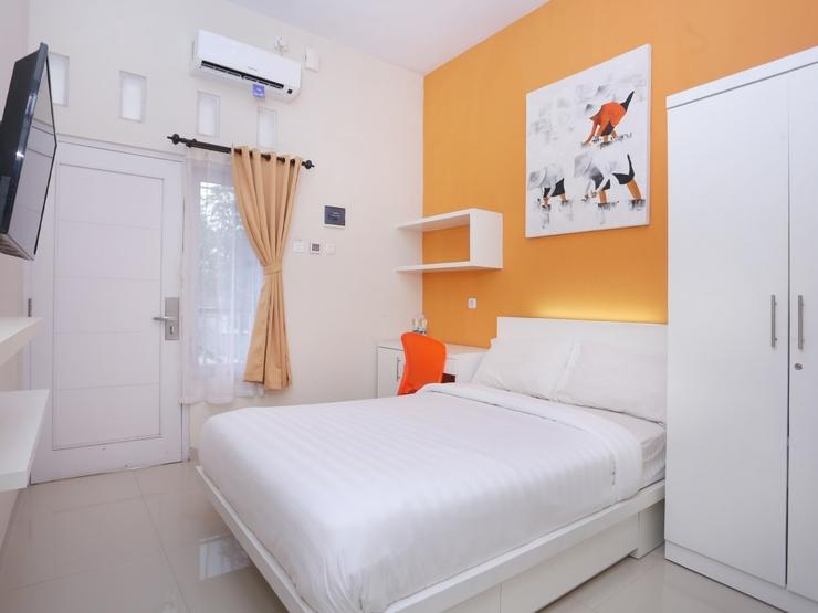 OYO Life 2125 Omah Ayu Mendiro Syariah Yogyakarta - Bedroom