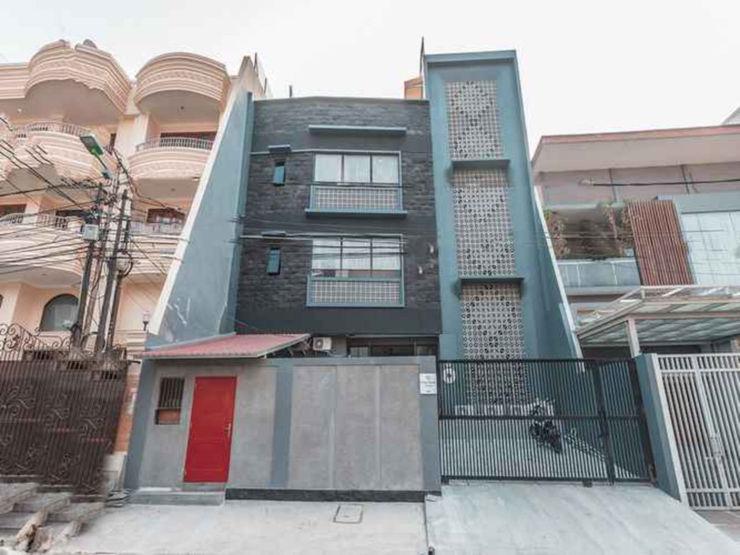 Kaya House A Co-Living@Pluit Jakarta - Facade