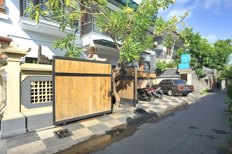 Airy Denpasar Pulau Misol Gang Empat Belas 1 Bali Bali - Exterior