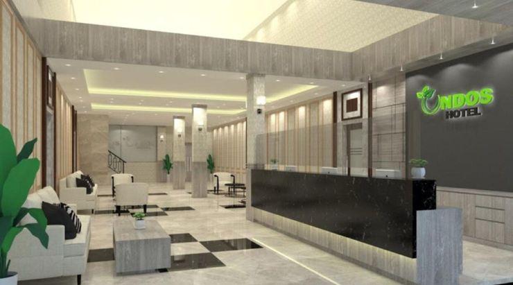 Ondos Hotel Batam - Lobby