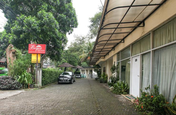 Literooms Kebun Raya Bogor Bogor - halaman