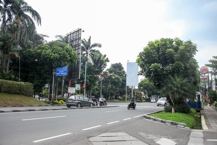 Literooms Kebun Raya Bogor Bogor - area umum