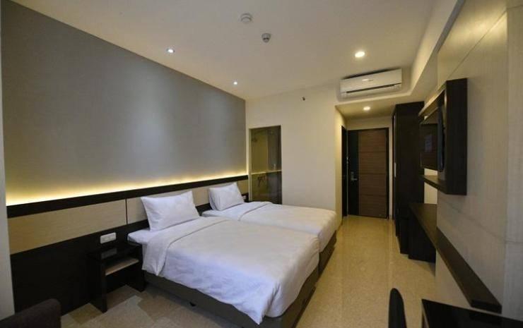 Atlantic City Hotel Bandung - Kamar tamu
