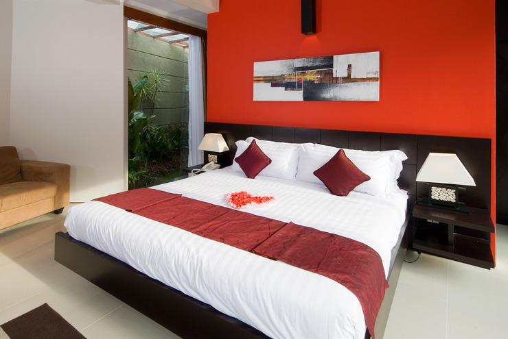Bali Swiss Villa Bali - Bedroom