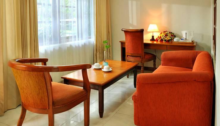 Hotel Dana Solo Solo - junior living room