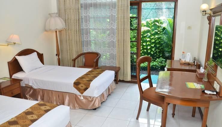 Hotel Dana Solo Solo - kamar superior