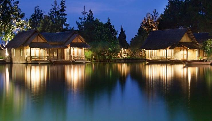 Kampung Sampireun Resort & Spa   - BUNGALOW 2 BED ROOM LAKE